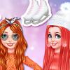 Princesses Ice Skating Fun